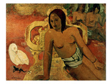 Gauguin: Vairumati  1897