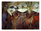 Gauguin: Breton Women