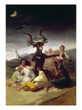 Goya: Witches Sabbath