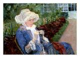 Cassatt: Lydia  1880