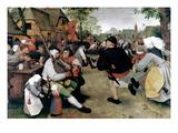 Bruegel: Peasant Dance