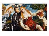 Venus  Mars & Cupid