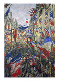 Monet: Montorgeuil  1878