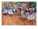 Degas: Ballet Scene