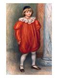 Renoir: Claude/Clown