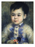 Renoir: Boy & Toy Soldier