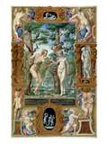 Adam & Eve  1546