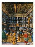 Parisian Pharmacy  1624