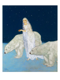 Dulac: The Ice Maiden  1915