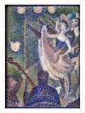 Seurat: Chahut Study  1889