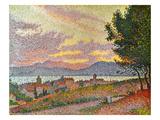 Signac: St Tropez  1896