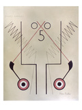 Picabia: Tickets  C1920