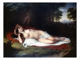 Vanderlyn: Ariadne Asleep