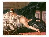 Boucher: L&#39;Odalisque