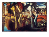 Dali: Narcissus  1934