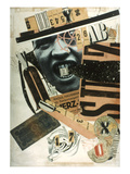 Raoul Hausmann: Abcd  1923