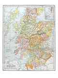 Map: Scotland