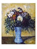 Cezanne: Flowers  1873-75