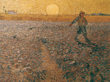 Van Gogh: Sower  1888