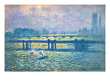 Monet: Charing Cross