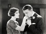 Silent Still: Hand Kissing