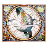 Ptolemaic Universe  1660