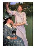 Cassatt:Picking Fruit 1891