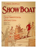 Show Boat Poster  1927