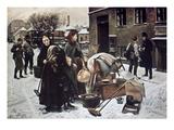 Henningsen:  Evicted  1890