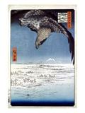 Hiroshige: Edo/Eagle  1857