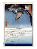 Hiroshige: Edo/Eagle  1857