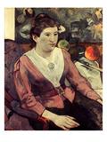 Gauguin: Marie Derrien  1890