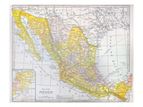 Map: Mexico
