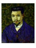 Van Gogh: Dr Rey  19Th C