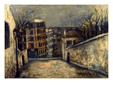 Utrillo: Mont-Cenis