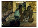 Gauguin: Te Rerioa  1897