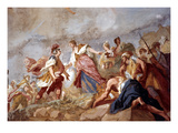 Amigoni: Dido And Aeneas