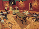 Van Gogh: Night Cafe  1888
