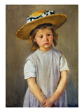 Cassatt: Girl  C1886