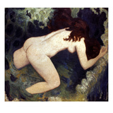 Maillol: Wave  1895-96