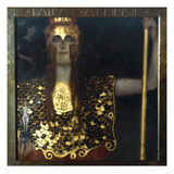 Klimt: Pallas Athena  1898