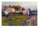 Vonnoh: Spring/France  1890