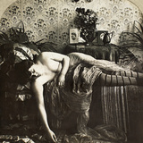 Sleeping Woman  C1900