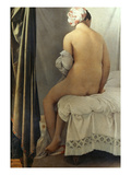 Ingres: Bather  1808
