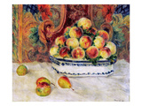 Renoir: Peaches  1881