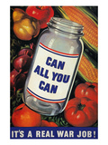 WWII: 'Can All You Can'