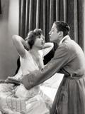 Silent Film Still: Couples