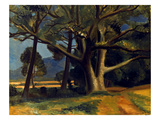 Derain: Great Tree  20Th C