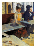 Degas: Absinthe  1873