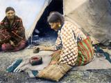 Cheyenne Woman  1890S